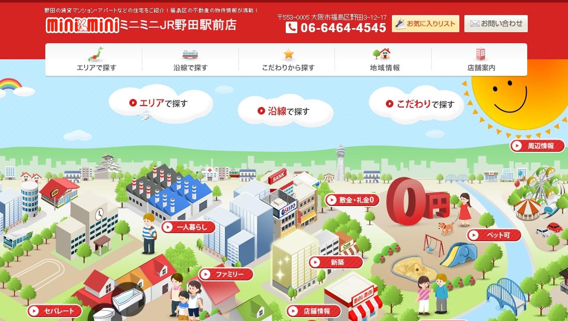 ミニミニFC JR野田駅前店の口コミ・評判